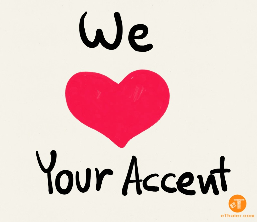 We Love When YouSpeak Thai Language With Foreign Accent | Be Proud Of Your Accent by eThaier
